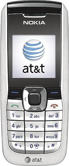amazon com new nokia 2610 at t cingular gsm cellphone silver cell rh amazon com Nokia 2330C Nokia 3310