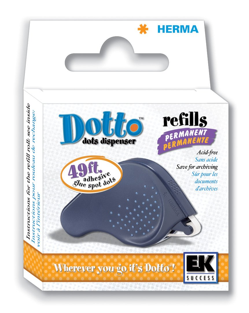 EK Success Herma Dotto Permanent Refill EKS HMDP9271