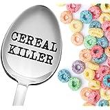 Giant Cereal Killer 汤匙由 Weenca 雕刻勺子独特大谷物勺*佳青少年礼物 Cereal Killer Tablespoon unknown
