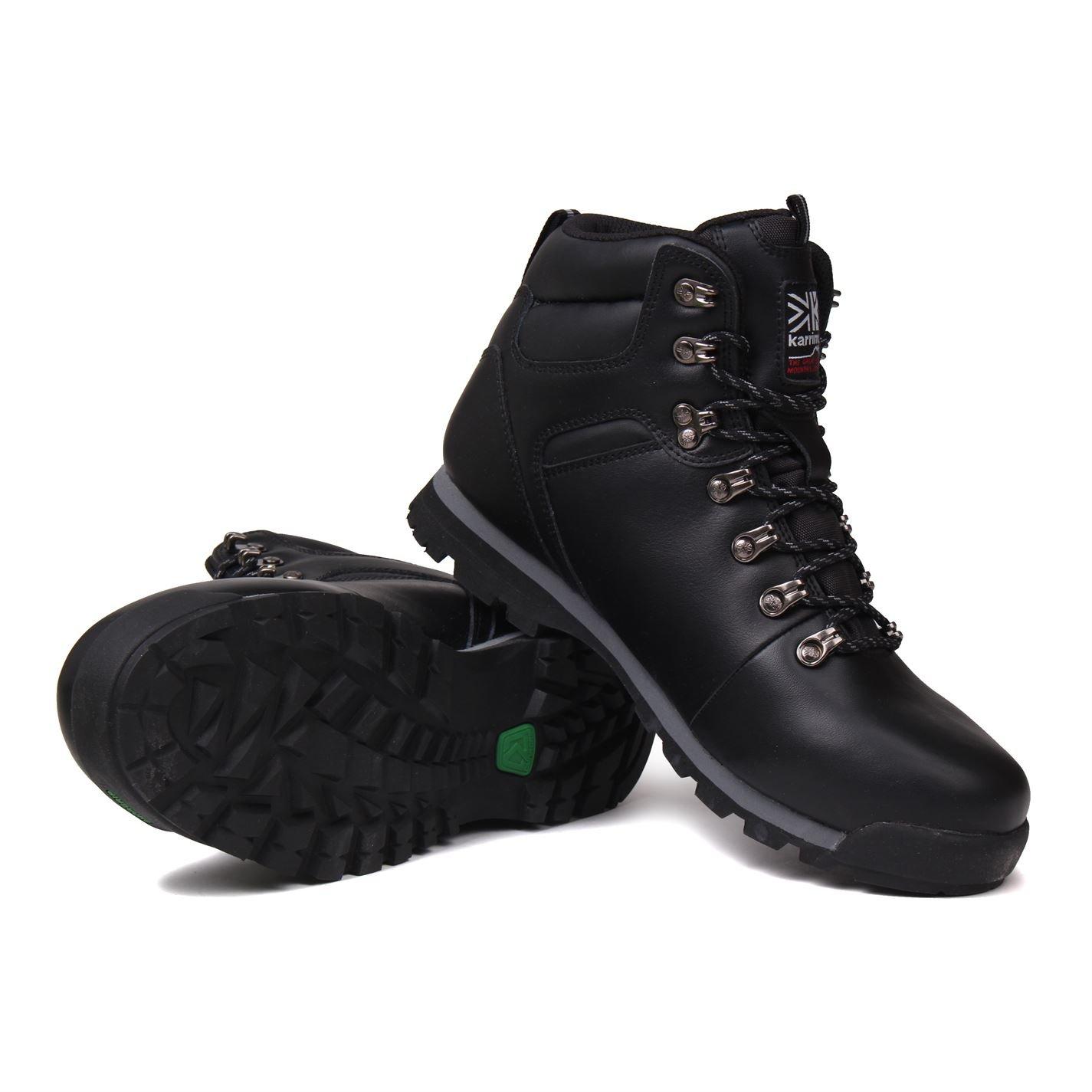 89e05bef472 Amazon.com | Karrimor Mens Munro Walking Hiking Boots Lace Up Shoes ...