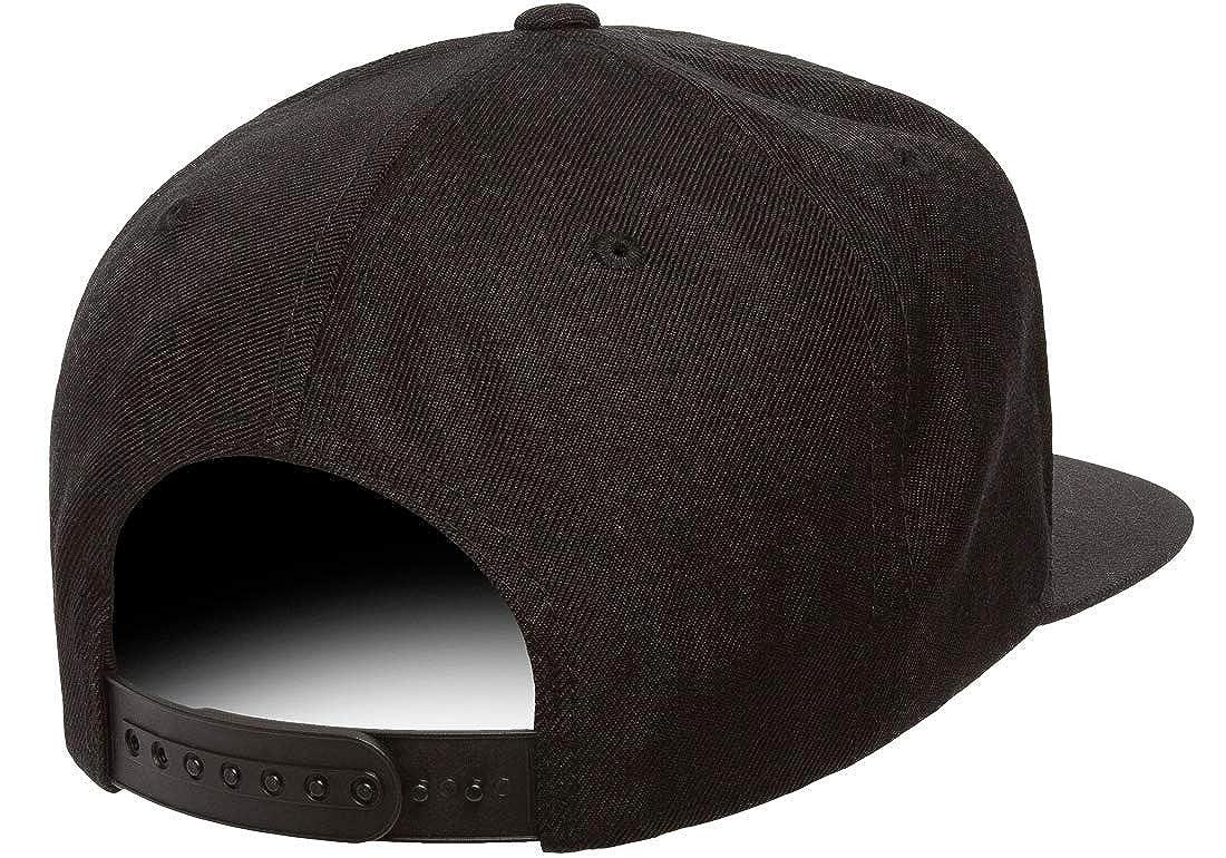 Flexfit Yupoong Premium Classic Snapback Hat  72d126f0b460