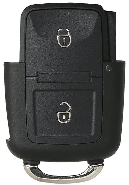 VW llave * Carcasa para llave de 2 teclas de VW * Carcasa ...