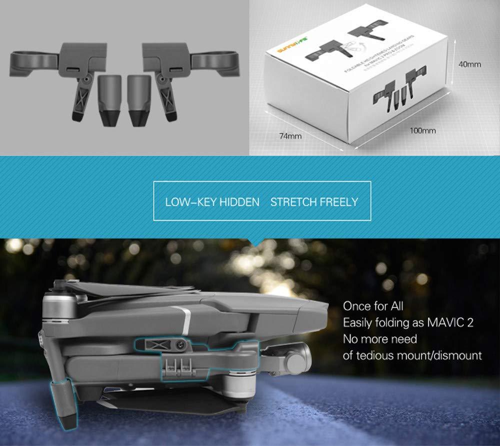 Singular-Point Extended Landing Gear Leg Support Protector Extension For DJI Mavic 2 Pro//Zoom