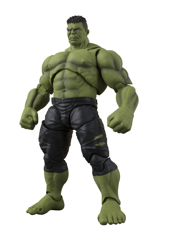 "Tamashii Nations S.H.Figuarts Hulk (Avengers: Infinity War) ""Avengers: Infinity War"" Action Figure"