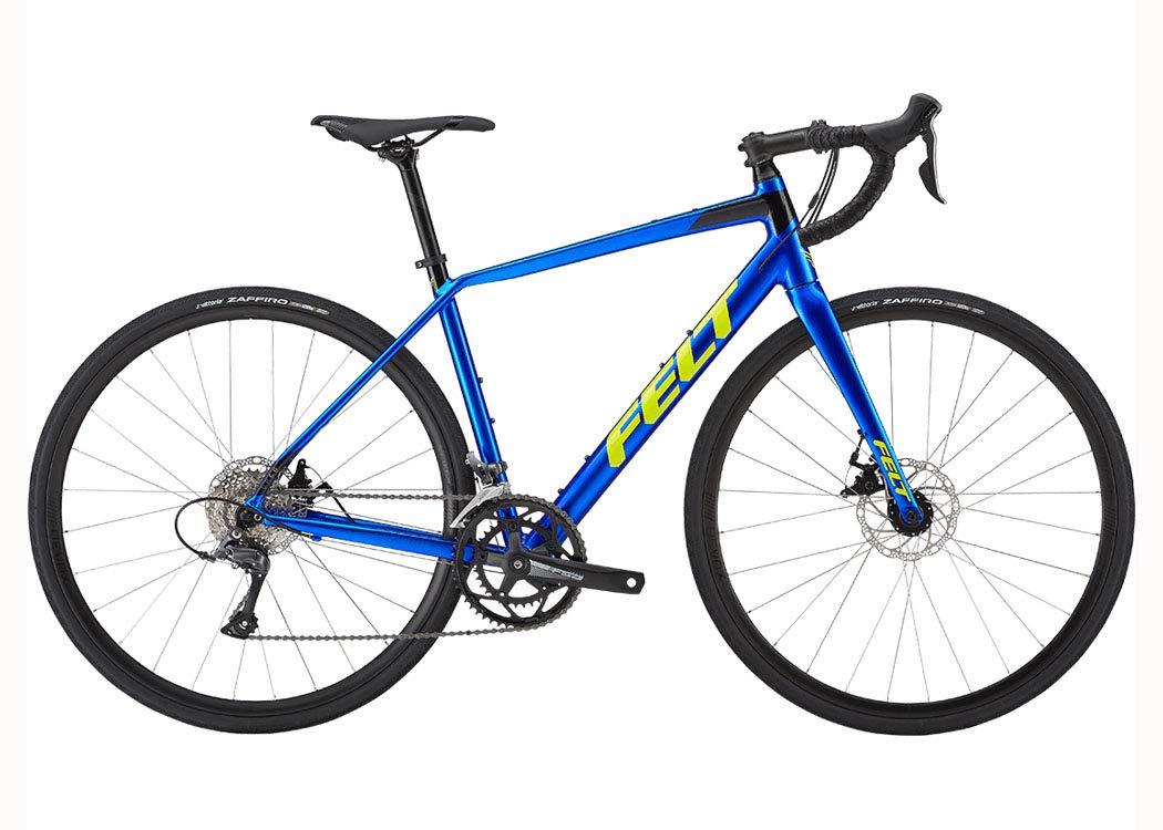 FELT(フェルト) VR60(Claris 2x8s) ロードバイク [エレクトリックブルー] B07KRTFPCR 560