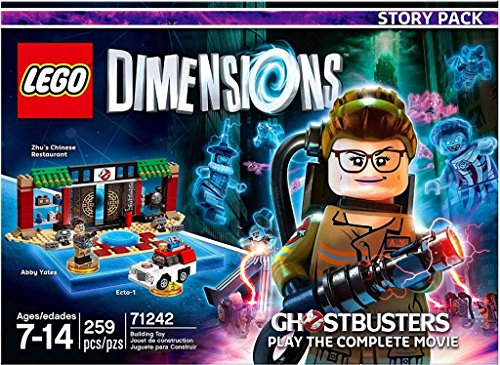 [Ghostbusters Story Pack - LEGO Dimensions] (Ghostbuster Costume Backpack)