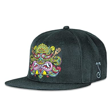 b4ead195 Image Unavailable. Image not available for. Color: Grassroots California  Chris Dyer El Necio Black Fitted Hat