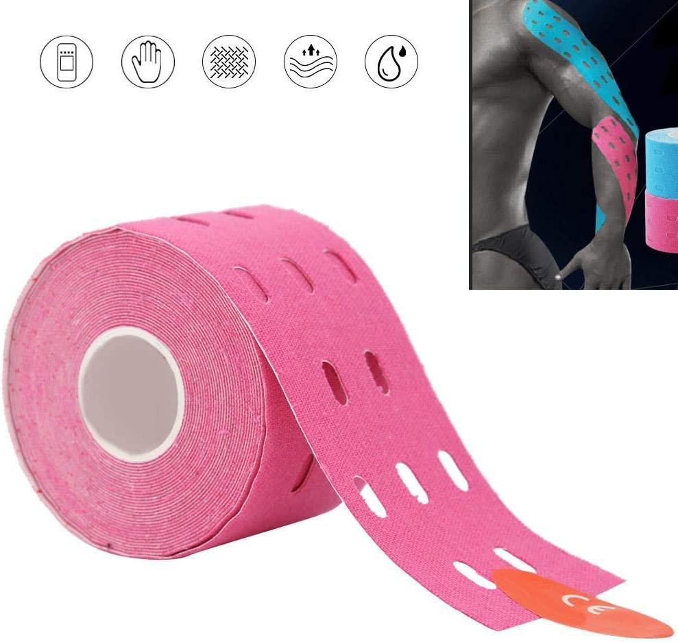 5cm5m Muscle Tape Sports Elastic Adhesive Bandages Muscle Taping Strapping Bandage Athletic Sport Tape