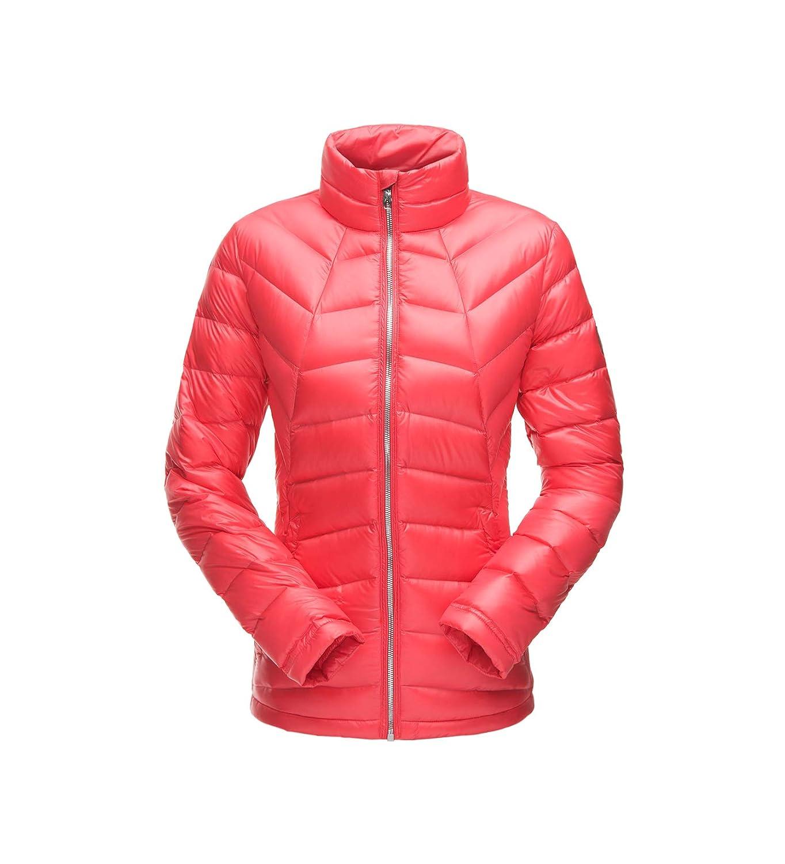 HIBISCUS HIBISCUS SPYDER Women's Syrround Down GoreTEX Waterproof Ski Jacket for Winter Sports