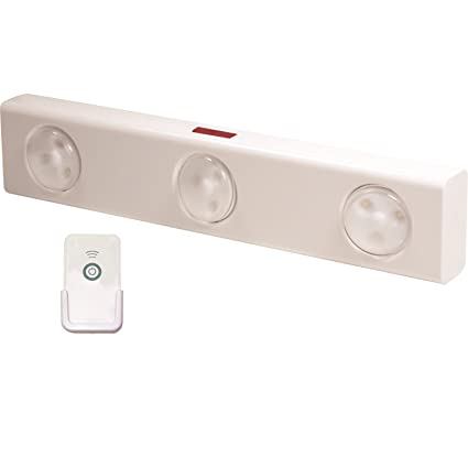 Rite Lite Lpl700wrc Wireless Led Under Cabinet Light With Remote
