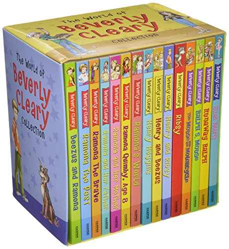 The World of Beverly Cleary Collection - 15 Book Ultimate Boxed Set! Ramona and More! (Beverly Cleary) ()