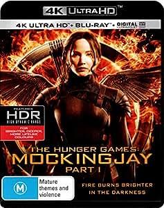 Hunger Games: Mockingjay Part 1 (4K Ultra HD + Blu-ray + Digital)