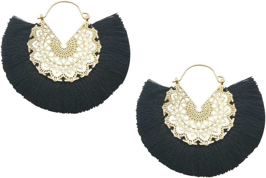 Large Earrings Statement Earrings Big Lightweight Earring Bold Statement Jewelry Leather Earrings Long Dangle Earrings Yellow Earring