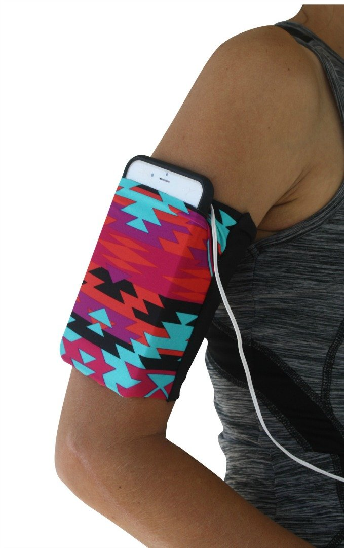 Aztec Cell Phone Armband