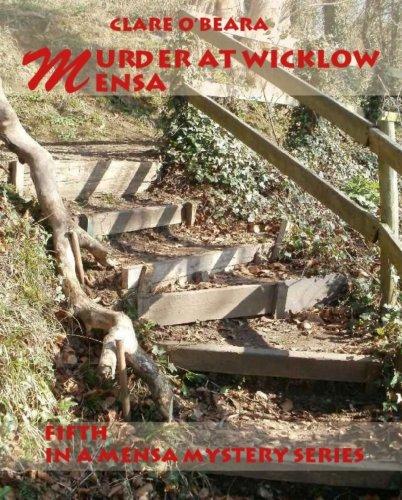Murder At Wicklow Mensa (Mensa Mystery Series Book 5) ()