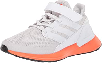 adidas Unisex-Child RapidaRun Wide El Running Shoe