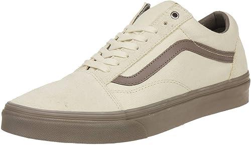 Vans Herren Ua Old Skool Sneakers, Schwarz