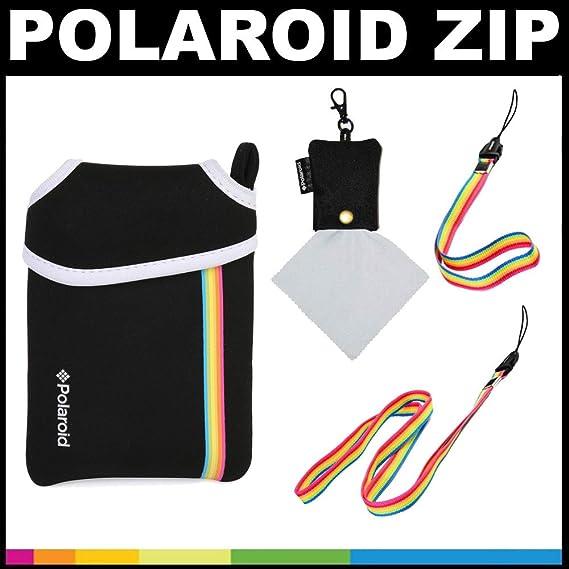 Polaroid KIT INICIAL Deluxe para la Impresora Móvil Instantánea ...