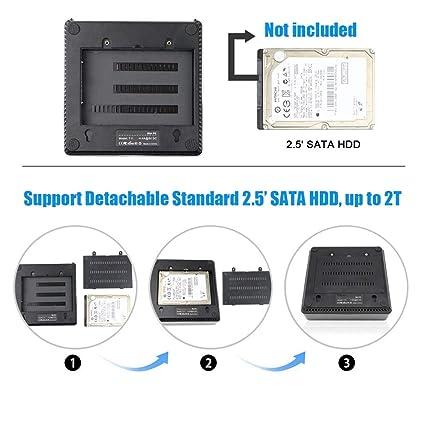 Amazon com: fosa Lightweight & Portable Mini PC with Advanced Intel