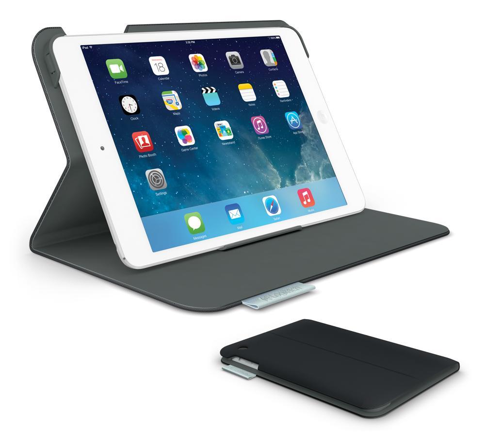 logitech folio protective case for ipad mini. Black Bedroom Furniture Sets. Home Design Ideas