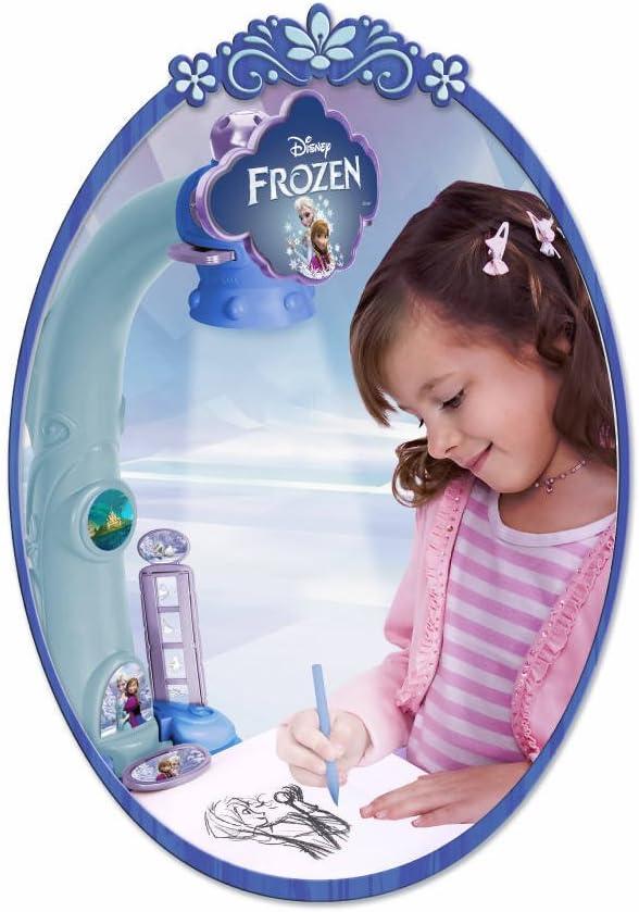 Amazon.com: Famosa Nenuco 700011900 Proyector 2d-frozen ...