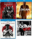 Rogue Cut Noir Logan Special Edition 3 Disc Movie Pack Blu-Ray + DVD + DHD Hugh Jackman Wolverine & X-men: Days of Future Past Super Hero Triple Feature