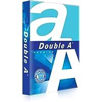 Double A Premium - Risma di 500 fogli formato A4, 80 g/mq, colore: bianco