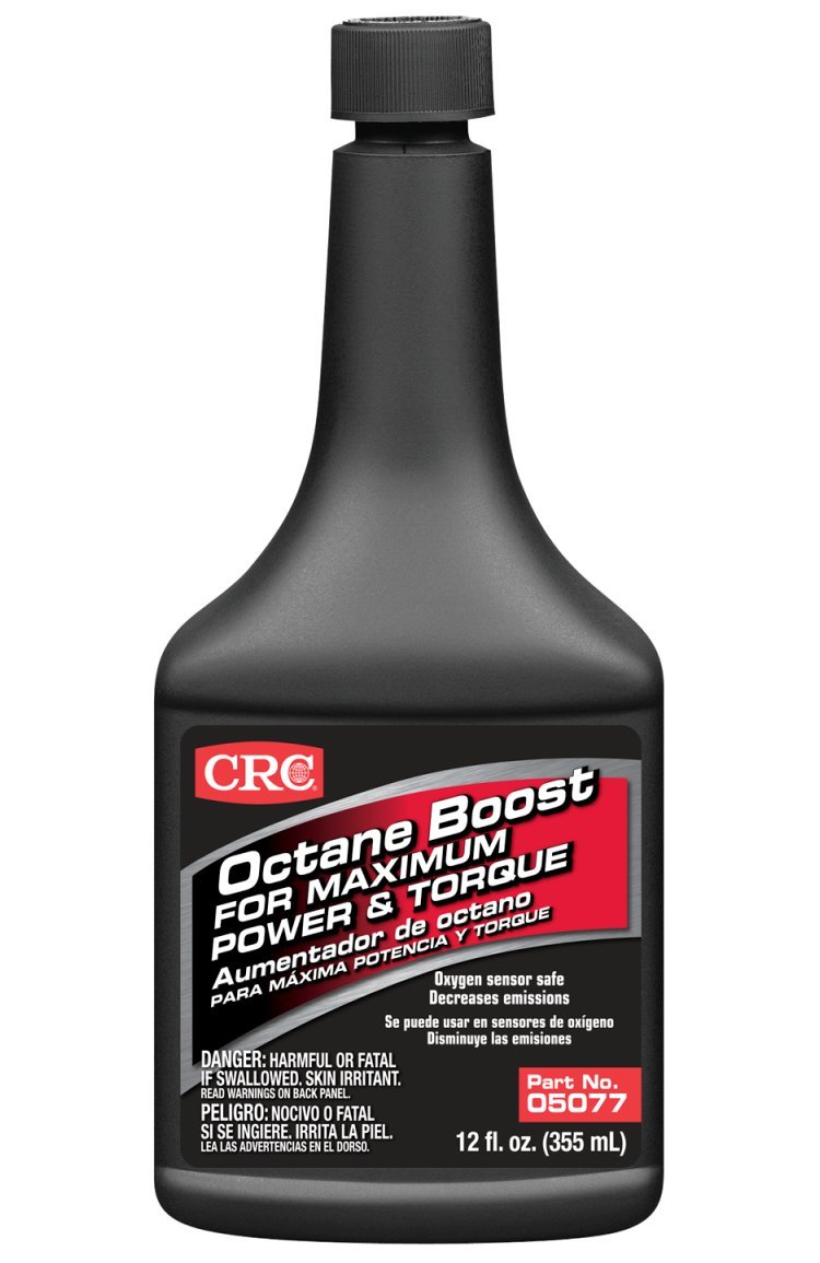 CRC Industries 05077 Octane Boost - 12 oz.