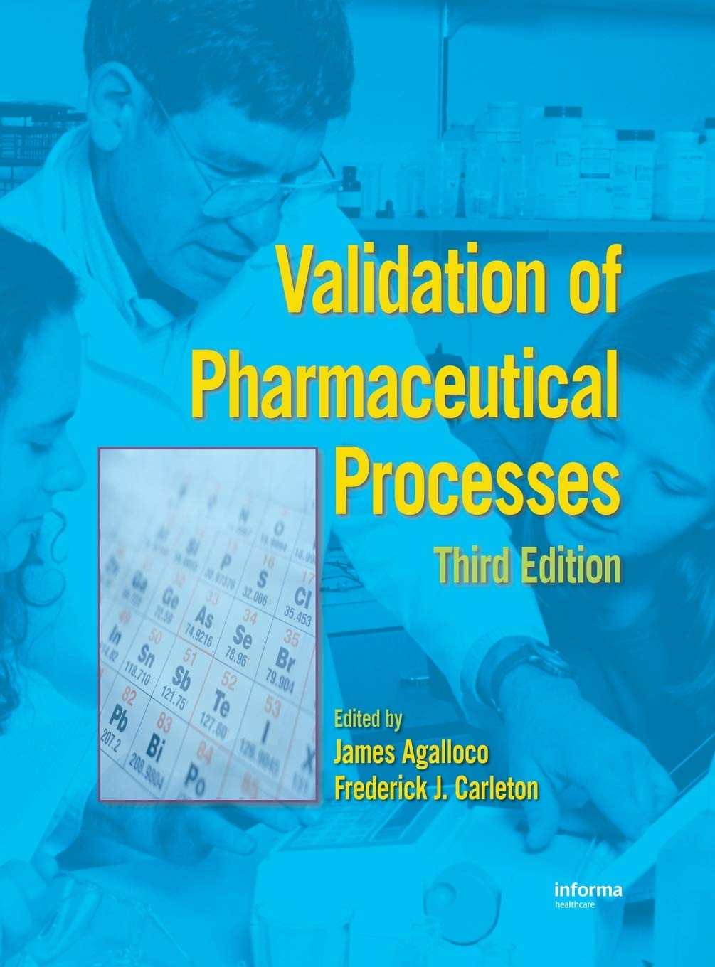 Validation of Pharmaceutical Processes: Amazon.it: Agalloco
