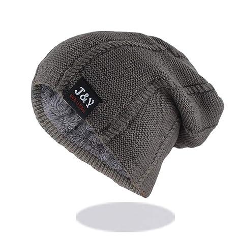 Unexceptionable-Beanie Hat Hombres de modaSombrero de Invierno ...