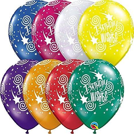 Amazon Pioneer Balloon Company 12567 BIRTHDAY WISHES