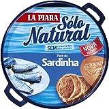 La Piara Sardine Pate 75g Tin Spanish Tapas Paté Natural No Preservatives or Colorings Gluten Free