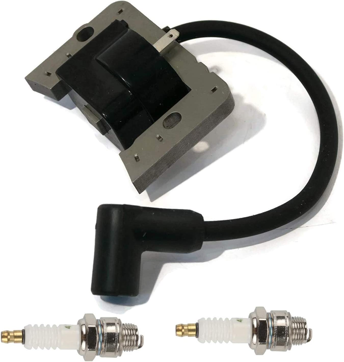 Hippotech Ignition Coil with Spark Plug for Tecumseh 36344A Tecumseh 36344A