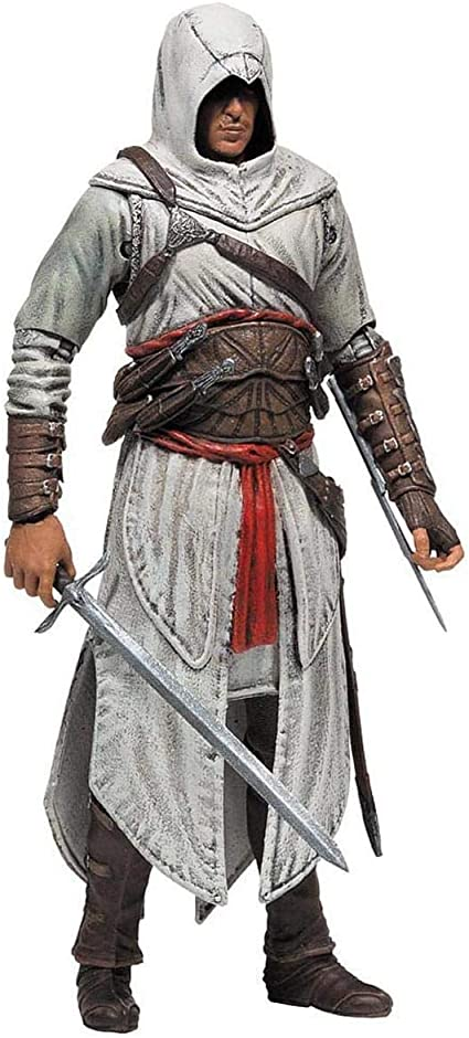 Amazon Com Mcfarlane Toys Assassins Creed Series 3 Altair Ibn La