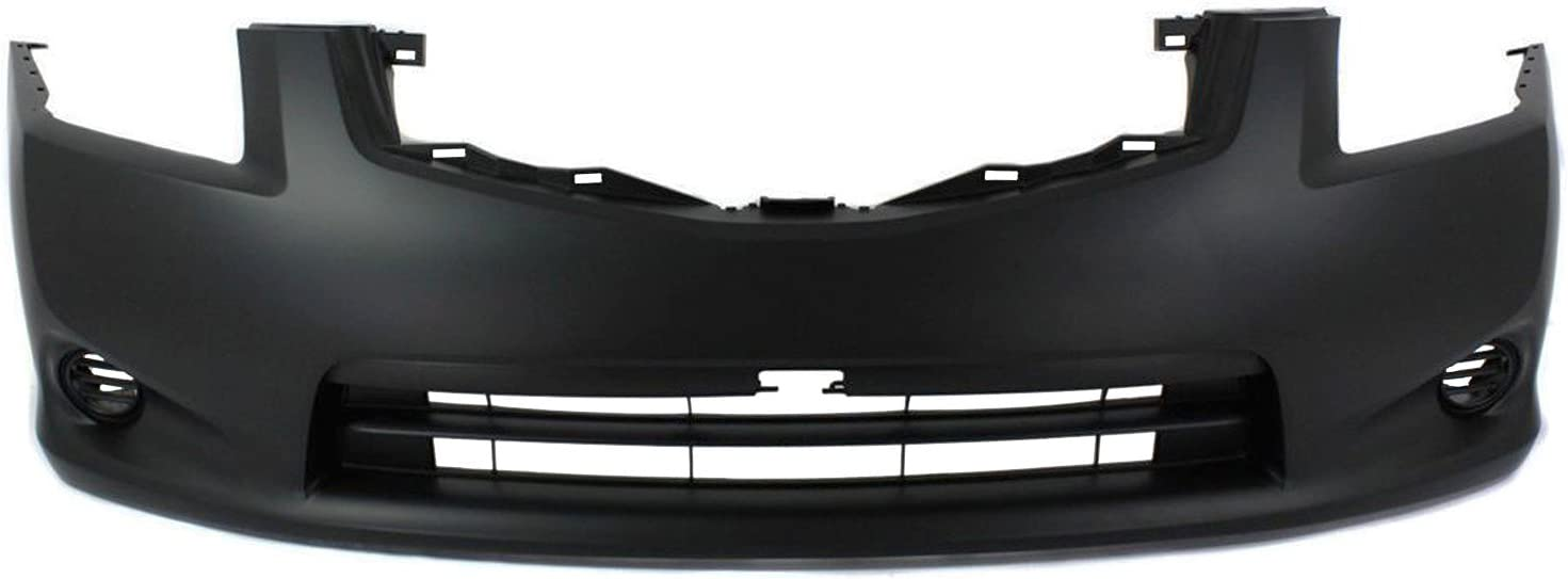 Painted to Match MBI AUTO NI1000290 Front Bumper Cover Fascia for 2013-2015 Nissan Sentra SR 13-15