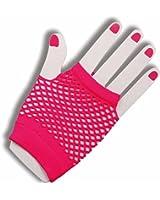 Forum Novelties Fingerless Fishnet Glove