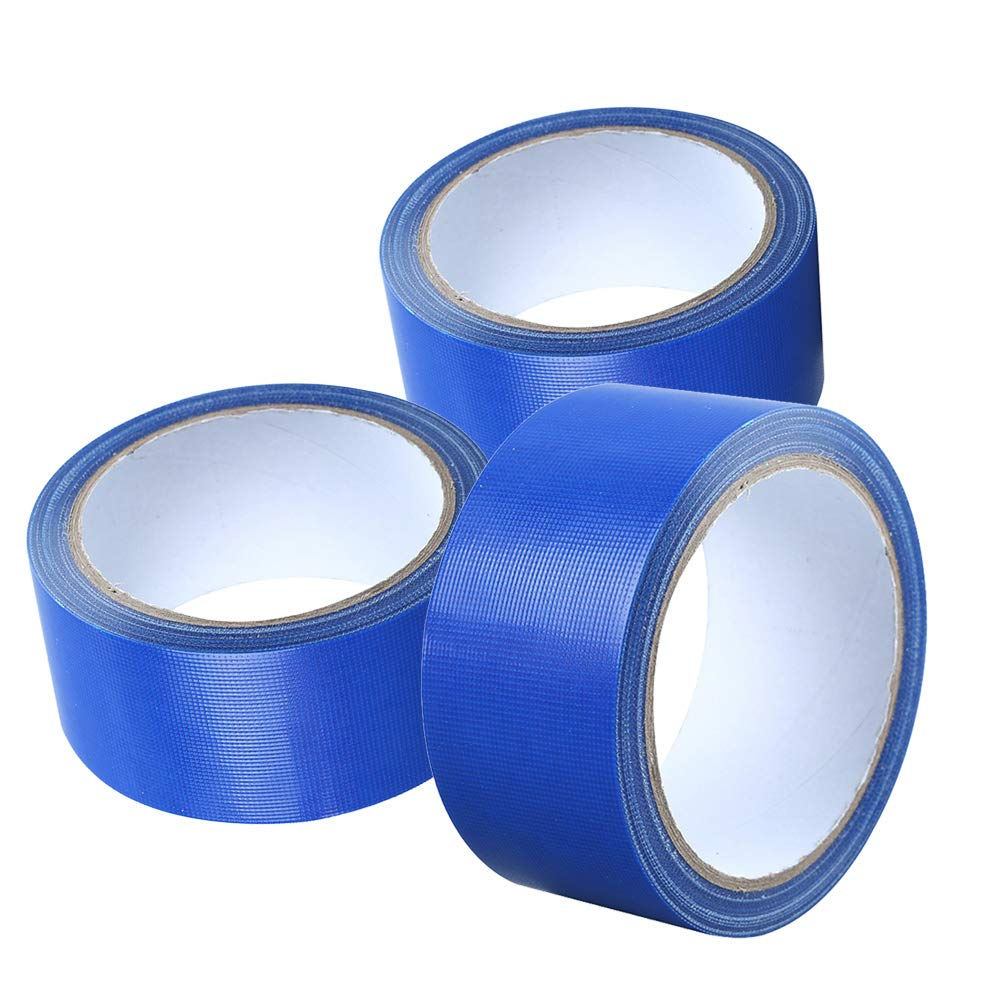 SUPVOX Nastro adesivo resistente in tessuto impermeabile Nastro adesivo resistente ai graffi Nastro isolante monocomponente 5cmx13m