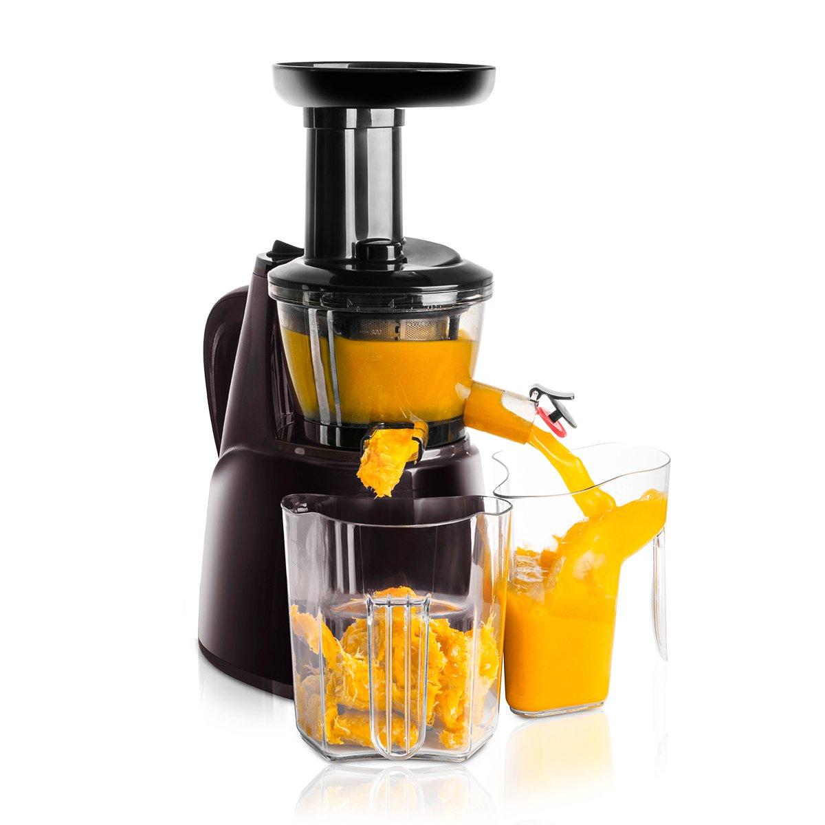 Estrattore di succo Slow Juicer Essence a rotazione lenta 150W Homekraft