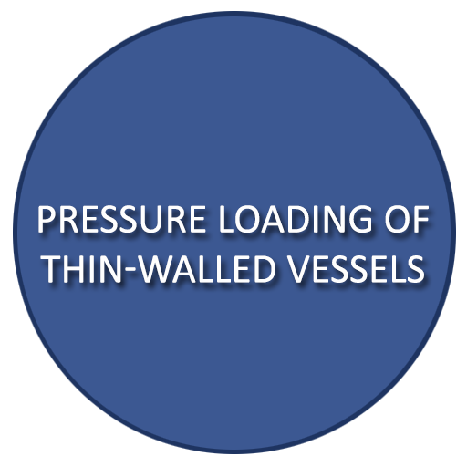- Pressure Loading of Thin-walled Vessels (Sphere)