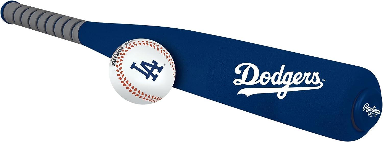 All Team Options Rawlings MLB Foam Bat and Baseball