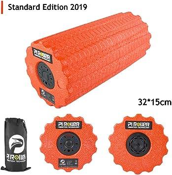 Amazon.com: Rodillo Pi Roller de 4 velocidades de espuma ...