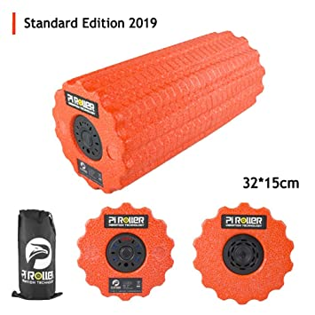 Amazon.com: Pi Roller 4 Speed Vibrating Foam Roller,High ...