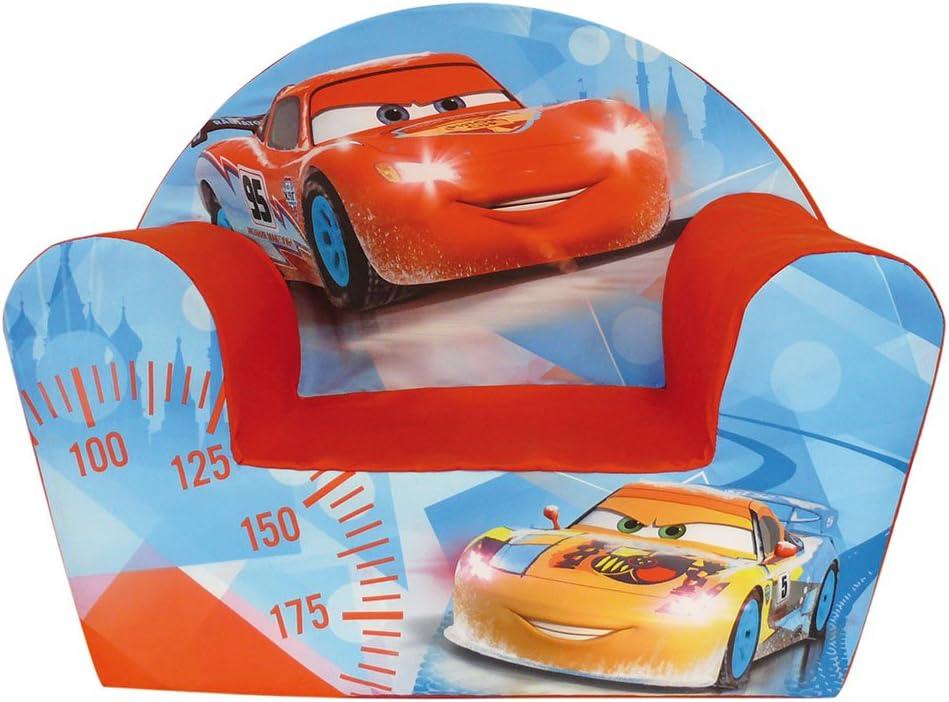 Diseño de Cars Club Ice Racing, con cremallera, multicolor (712294)