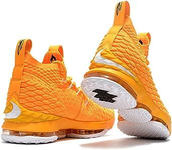 7a58f404ba6 2018 Lebron XV Orange Basketball Shoes