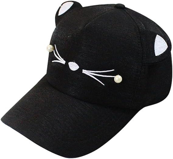 Gorra Gorra de béisbol Visera Mujer Sombreros De Playa De Verano y ...