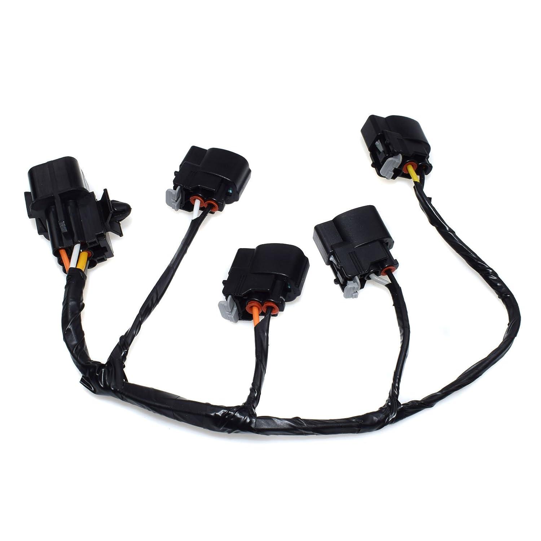 ignition coil cable plug wire harness for kia rio soul ceed cerato spectra forte rondo \u0026 hyundai elantra accent 1 6l Auto Wire Harness Repair