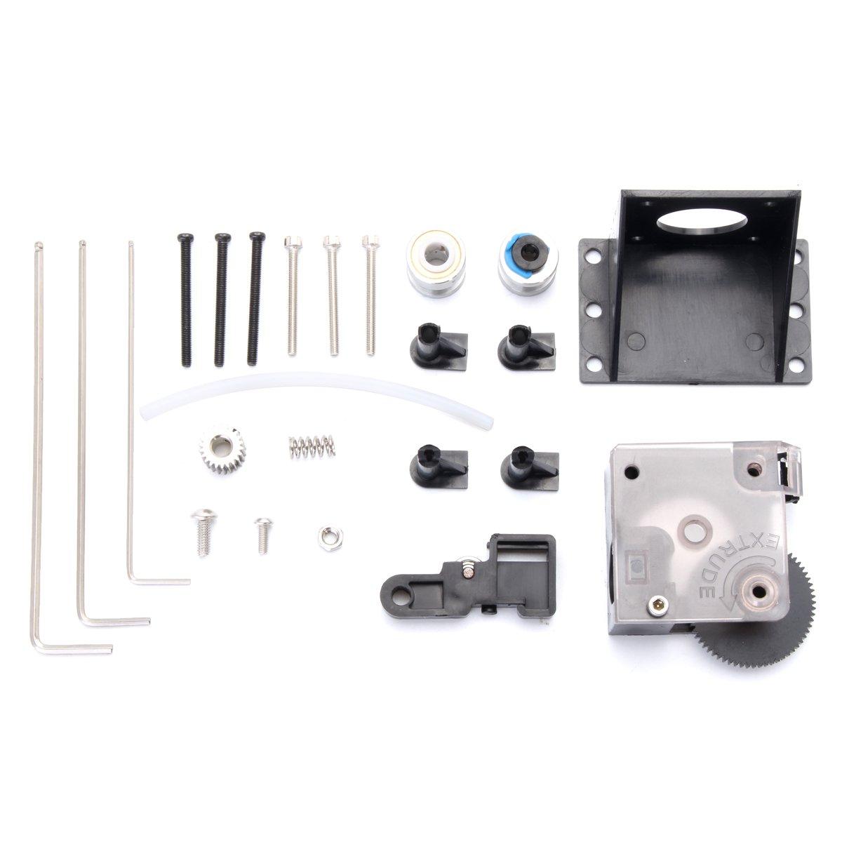 Kit de extrusor de titanio para impresora 3D de Hitsan para 1,75 ...