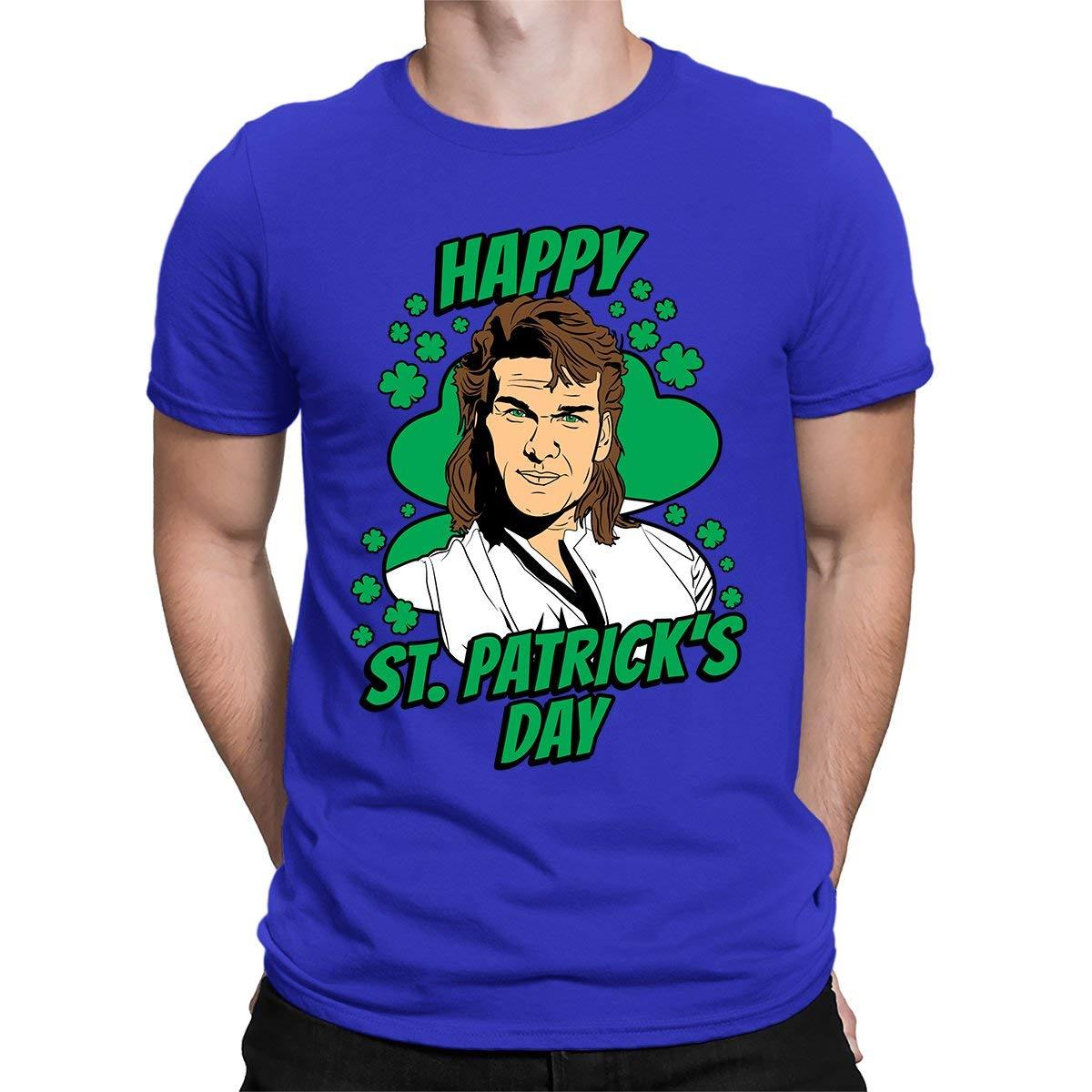 Kilsd Happy ST Patricks Day Mens T-Shirt