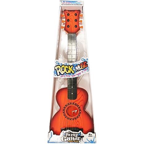 PMS - Guitarra clásica para niños de 66 cm en caja de prueba ...