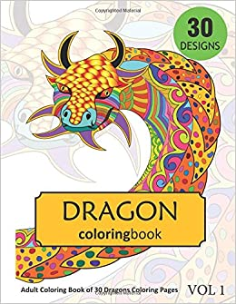 free printable coloring pages for adults advanced dragons - Google ... | 335x260